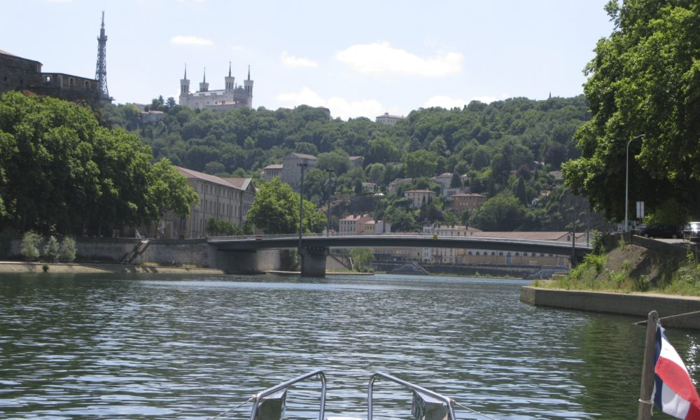 Lyon is a center for delicious food and good restaurants